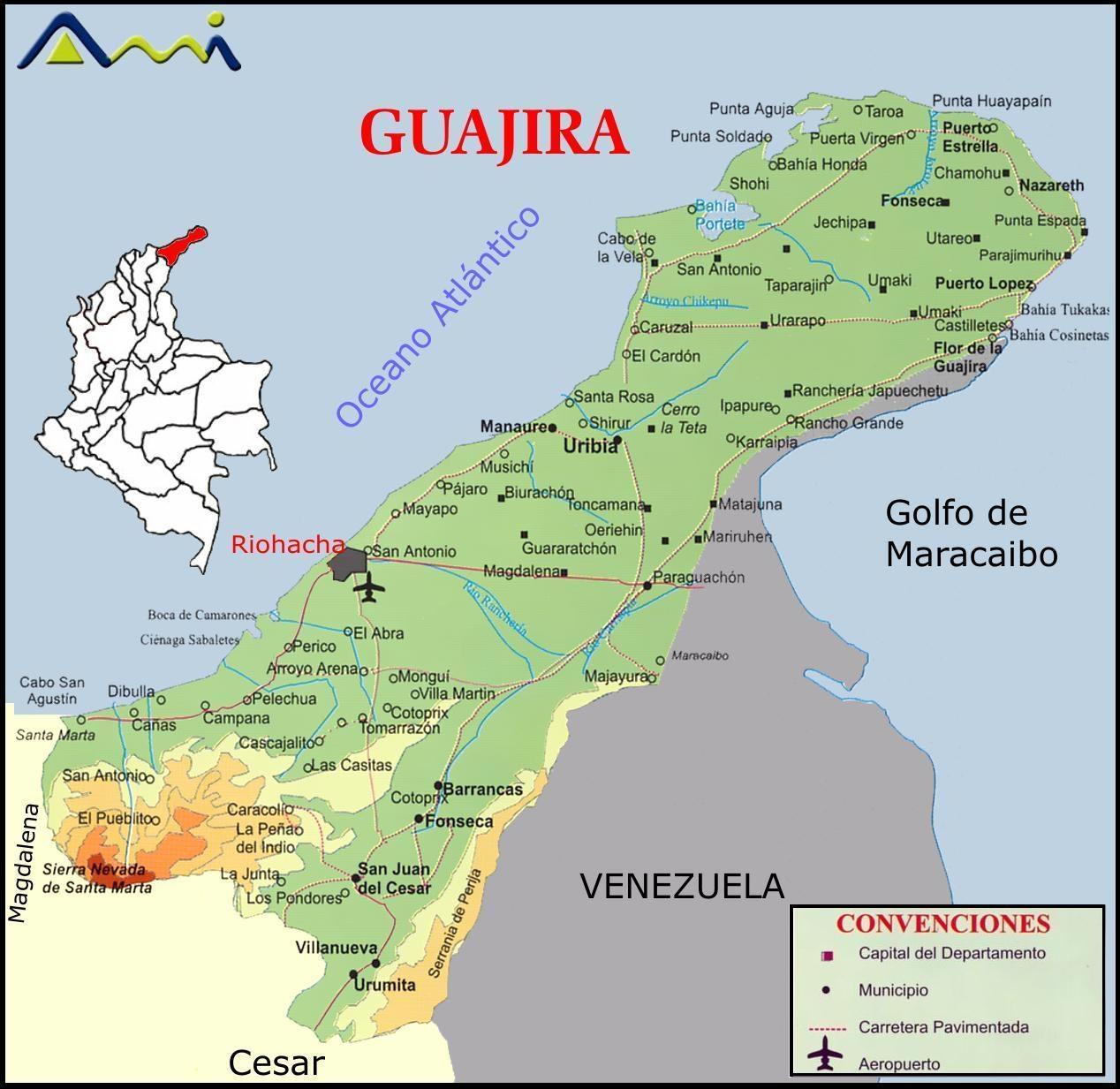 La Guajira Peninsula Tours
