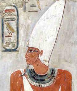 jeroglifico de barba postiza